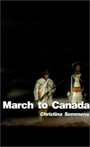 March to Canada book cover